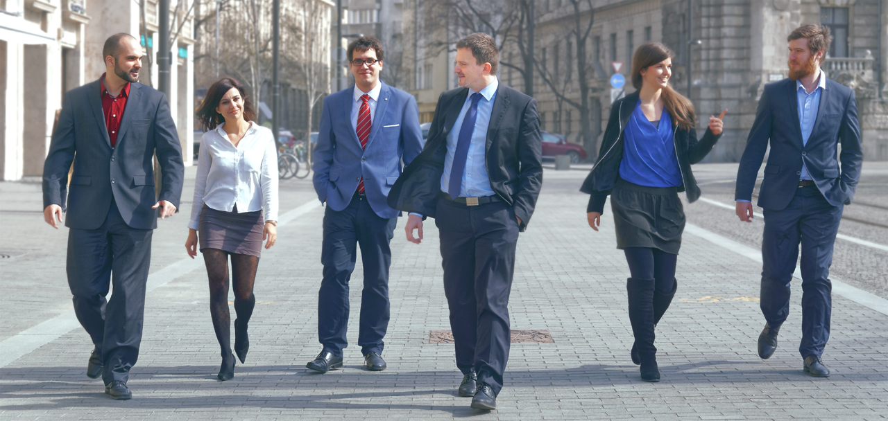 Kovács A. Tamás Ügyvédi Iroda csoportkép